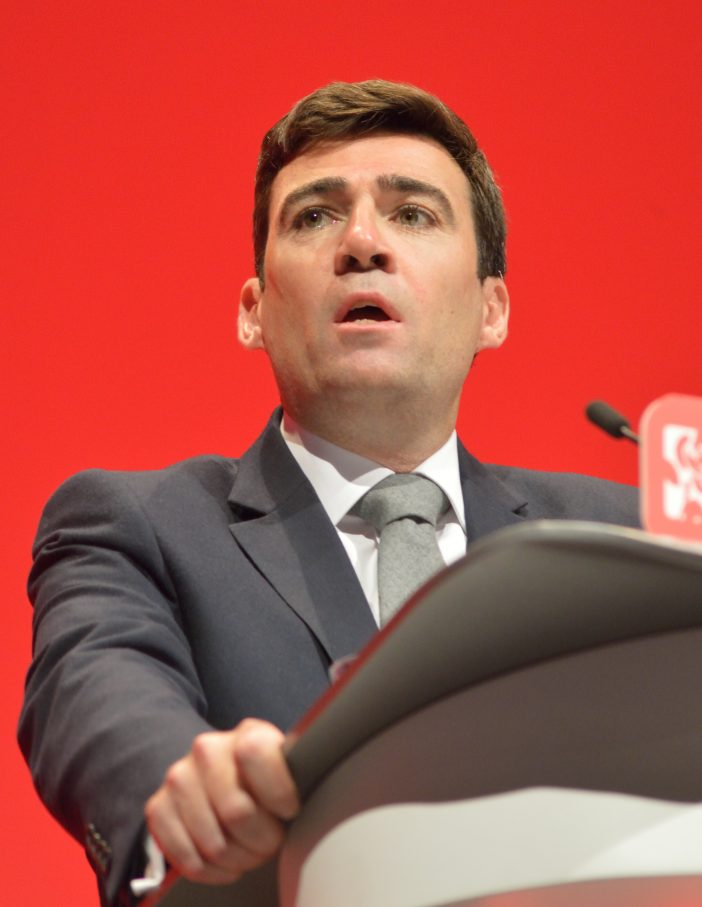 Andy Burnham says things 'could have gone differently' following the arena attack