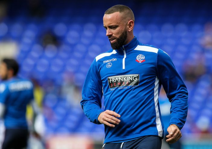 Bolton Wanderers' Aaron Wilbraham shows no sign of retiring any time soon