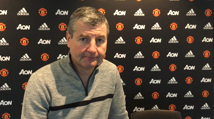 EXCLUSIVE INTERVIEW: Denis Irwin predicts a United win ahead of Sunday's Derby