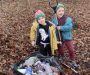 """If we all did this, we wouldn't have a problem"" – 'Worsley Wombles' brothers' litter clean-up"