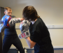 Brighter Futures encourage their learners to engage in new life skills with local charity
