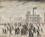 Lowry painting with Salford rugby league connections expected to fetch £3m at auction