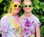 """It's basically an opportunity to work up a bit of a sweat and plaster your friends and family in paint"" – Salford residents are being encouraged to sign up to a national virtual colour run"