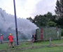 Eccles rugby club volunteers left 'devastated' by arson attack but tells vandals to join them